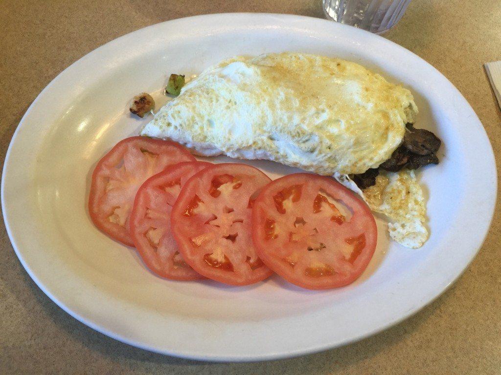 Victories Day 3 Breakfast