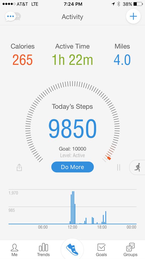 Daily Steps