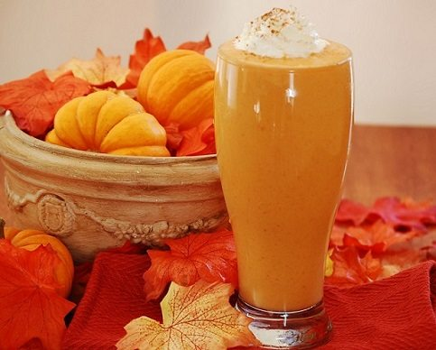 Blended Pumpkin Smoothie and Soup Recipes